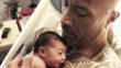 Дуейн Джонсън стана татко за трети път!