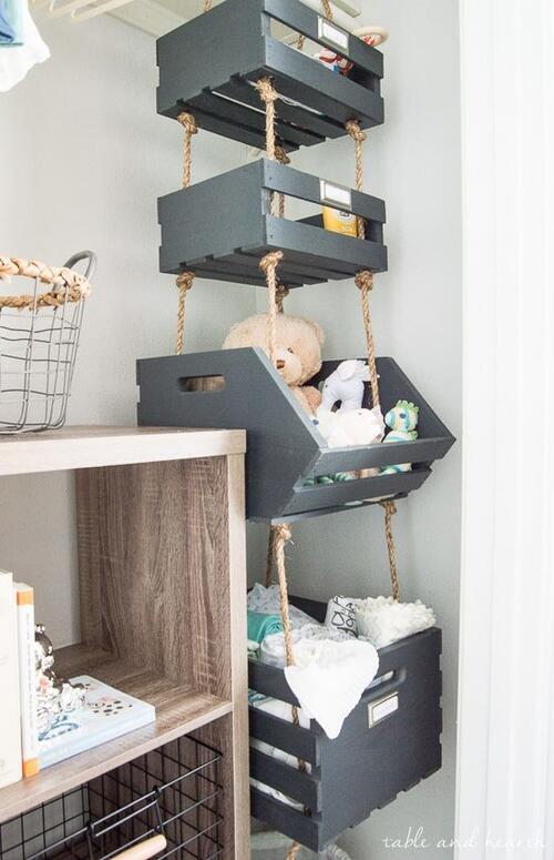 Мебели, които можете да си направите сами