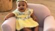 Алексис- сладката дъщеря на Серина Уилямс