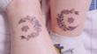 """Татуировки """"Цветна луна"""", за да отбележим настъпването на пролетта"""