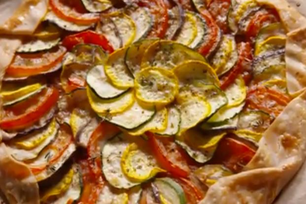 Ще ви предложим една рецепта за свежо, лятно ястие- зеленчуков