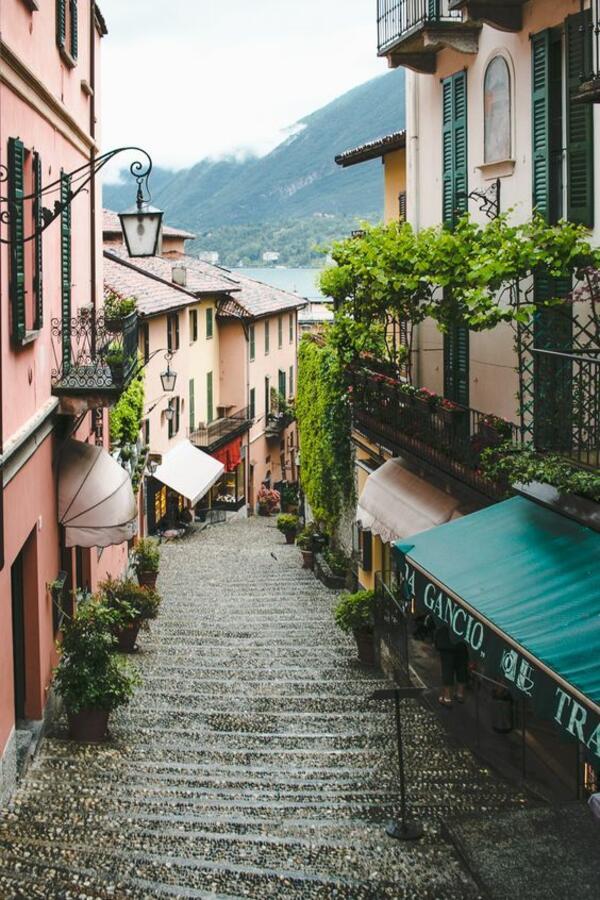 5 причини да добавите Беладжио в списъка си за пътешествия