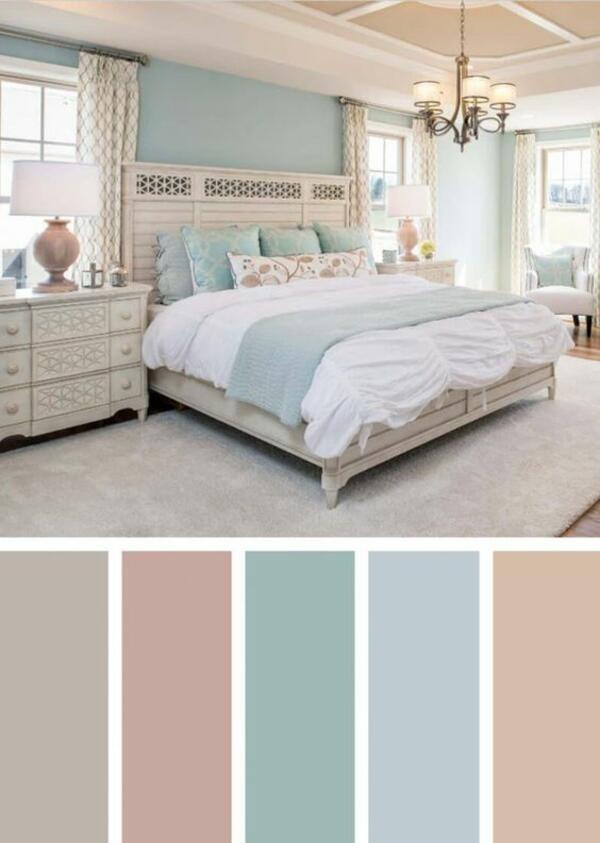 Дизайн идеи, с които да освежите спалнята