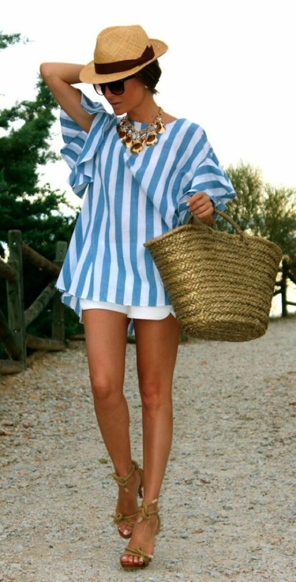 Как да изглеждаме стилни и шик през лятото?