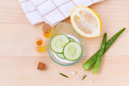9 доказани начина за третиране на някои състояния на кожата с естествени продукти