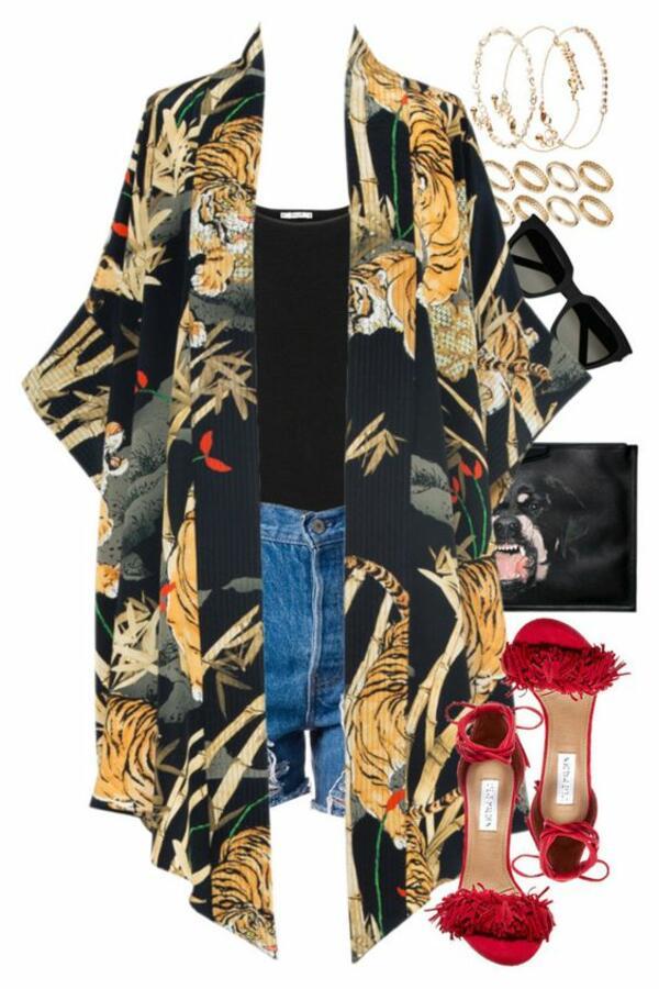 Шик модни комбинации за перфектна визия