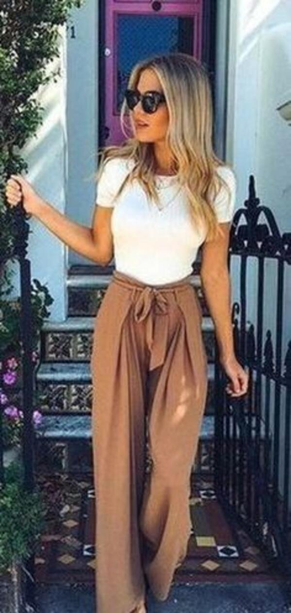 5 панталона подходящи за пролетта