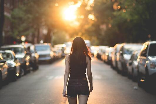 8 ползи от ходенето пеша