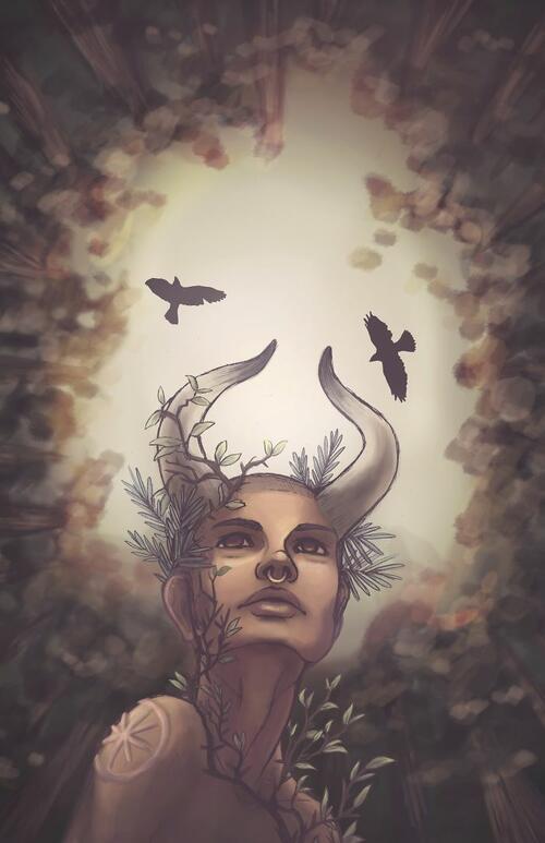 Зодиите като богини