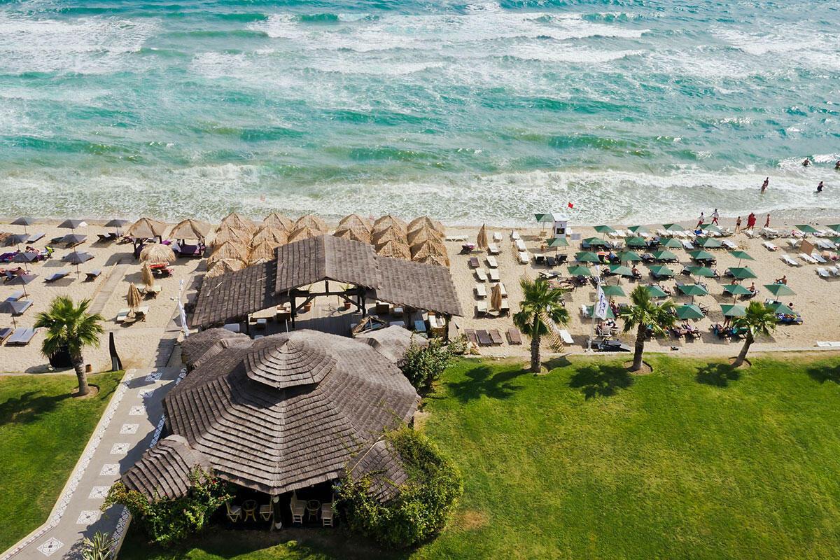Кои курорти и комплекси са чисти и приятни за почивка