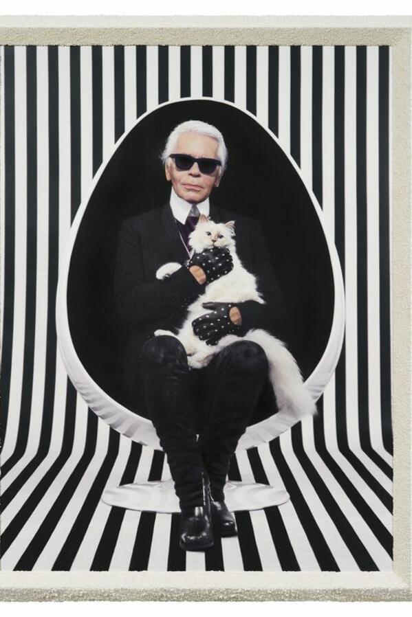 17 цитата на модната легенда Карл Лагерфелд