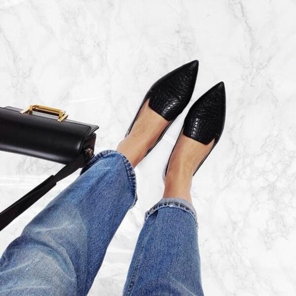 Триумфалното завръщане на острите обувки