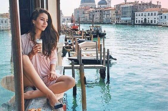 Венеция е едно от най-емблематичните градчета в Италия. Носи в
