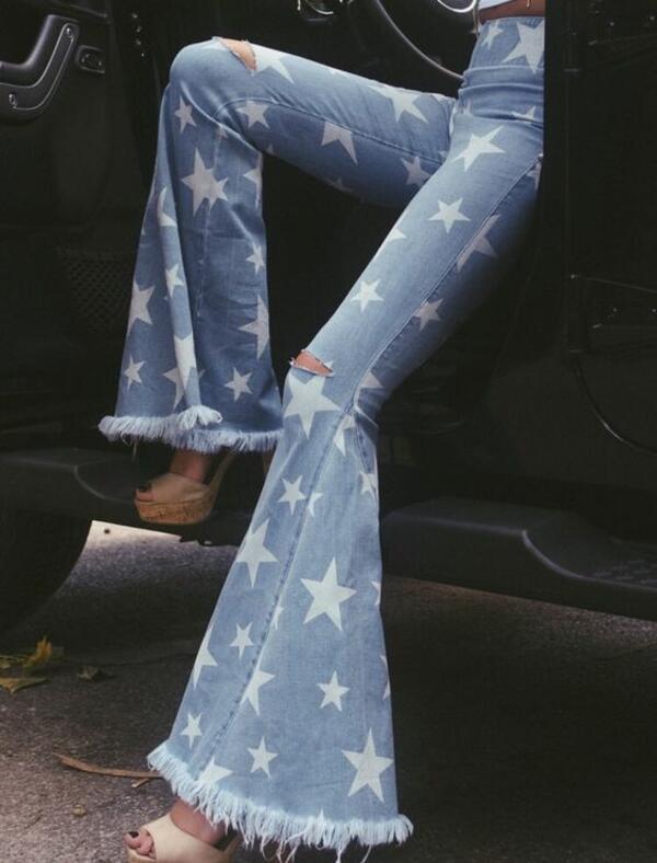 Панталони с широк крачол, които трябва да видите
