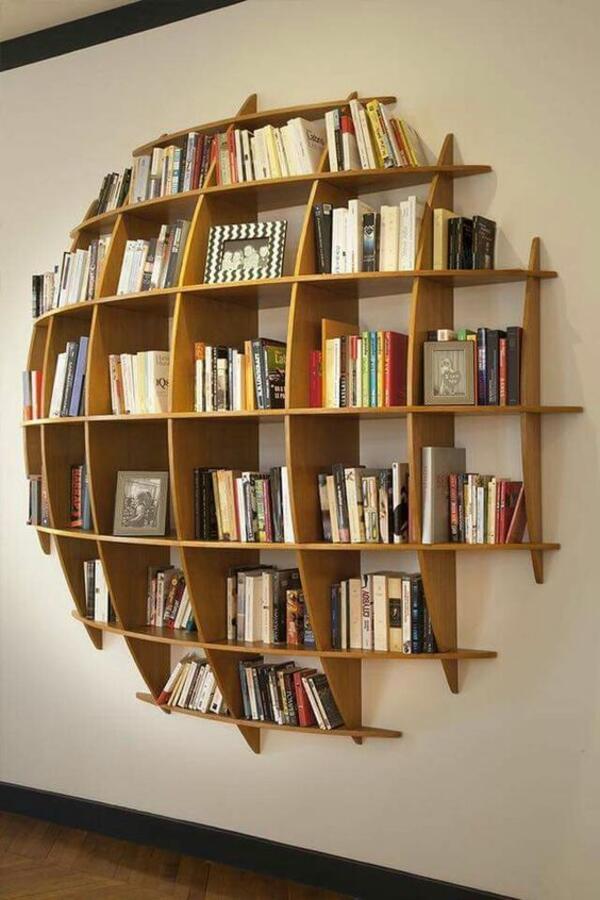 Как да си направим красива и практична библиотека вкъщи?