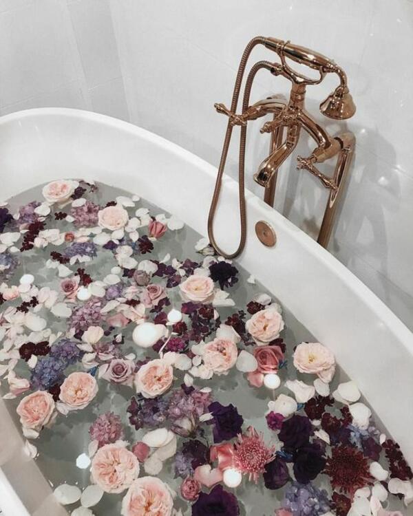 Ползите от релаксираща вана