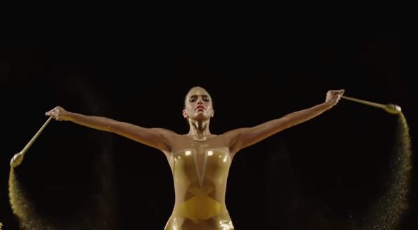 Химнът на Световното по художествена гимнастика (ВИДЕО)