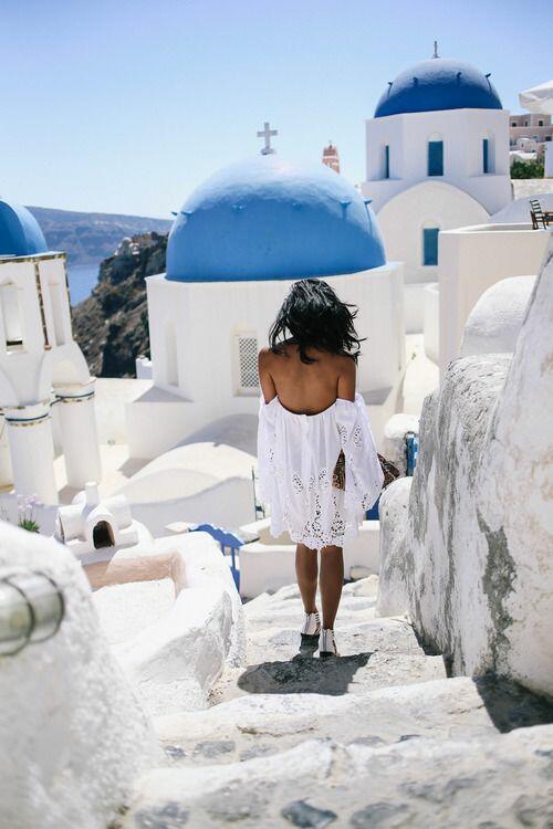 5 тайни за остров Санторини