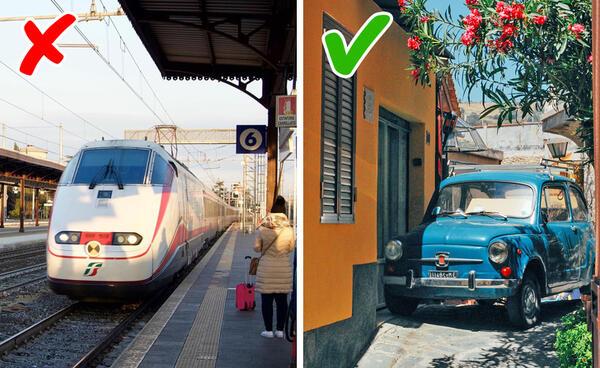 Съвети за пътуване в Италия