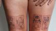 Татуировки с карти Таро