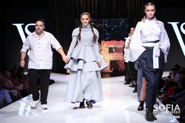 Експлозия от вдъхновение на сцената на Sofia Fashion Week AW 2018