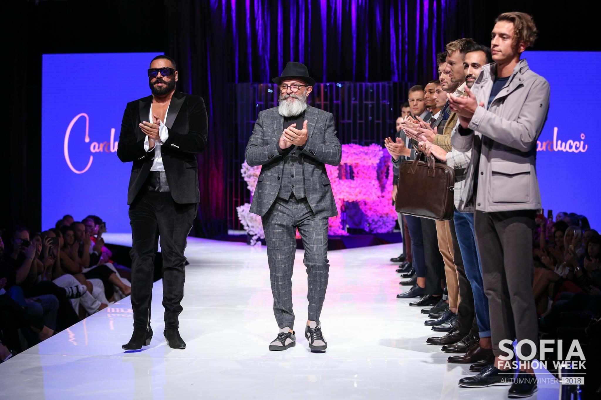 Третата вечер на Sofia Fashion Week AW 2018, откри поп