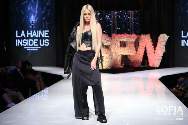 Вечер на чуждестранни дизайнери на Sofia Fashion Week AW 2018