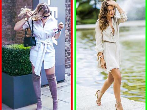 8 комбинации от дрехи, за които трябва да забравите