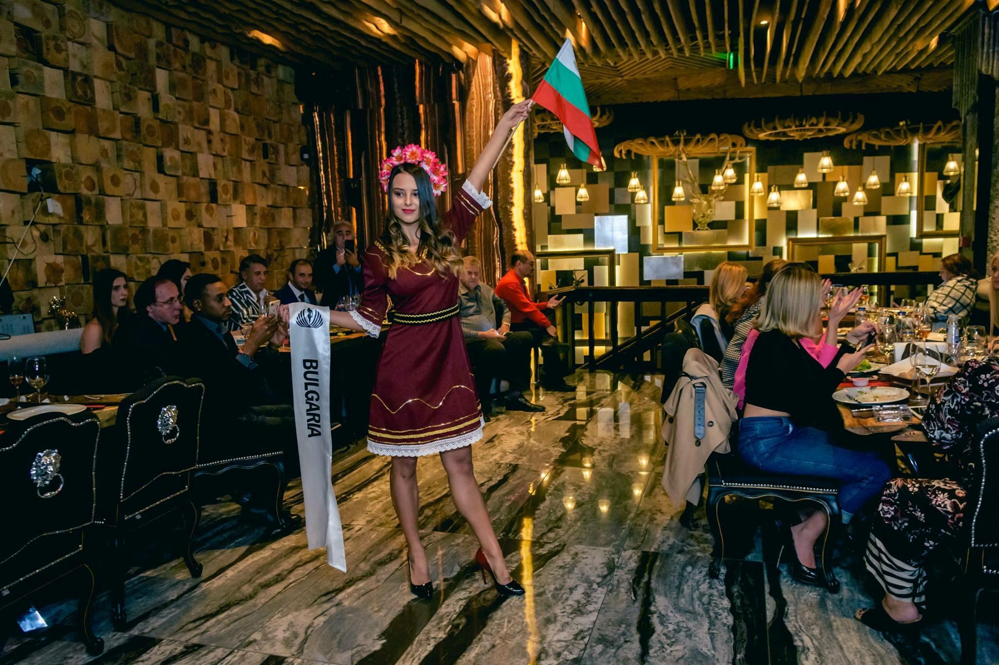 Снимка: Конкурсът Lady Universe 2018 организира Вечер на нациите