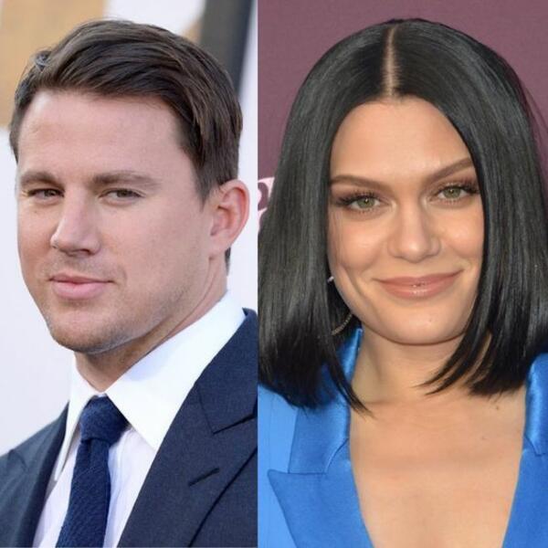 Заражда ли се нова любов в Холивуд между Чанинг Тейтъм и певицата Джеси Джей?