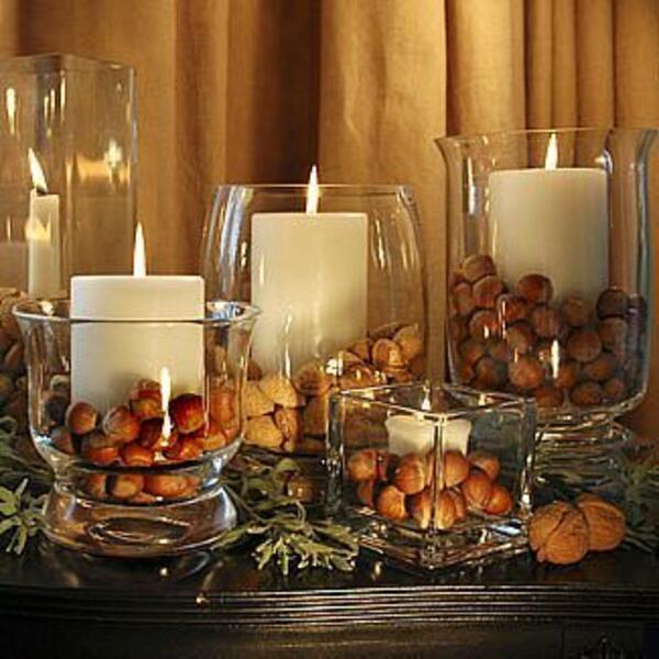 Интересна есенна декорация за всеки стил и дом!