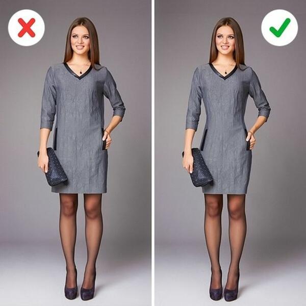 Модни съвети - малки трикове за перфектен външен вид