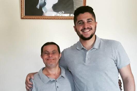 Какво е да бъдеш отгледан от баща със Синдром на Даун