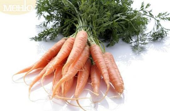 Подробности около морковите