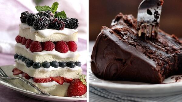 По тортата ще се познаете