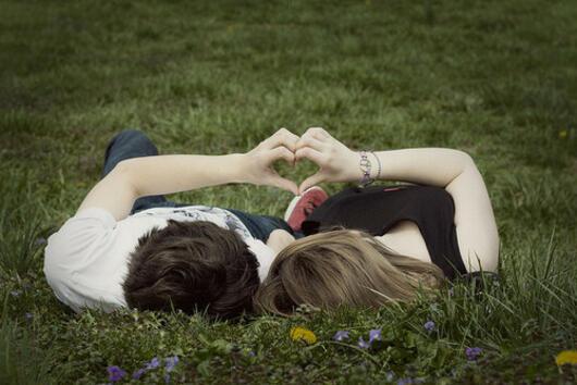 Анатомия на мъжкото влюбване