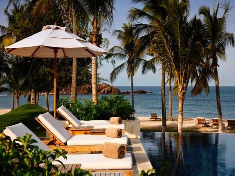 <p>Днес ще ви разходим виртуално и вербално в хотел Imanta Resorts в Мексико. Той е същински оазис на частния плаж Punta de Mita, ограден с пищна джунгла.</p>