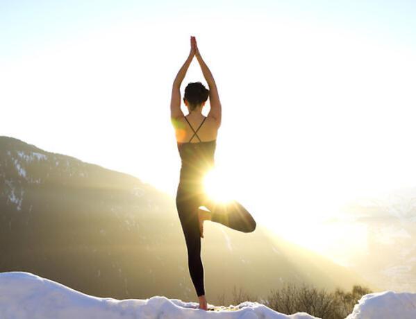 Зимна йога за здраво тяло