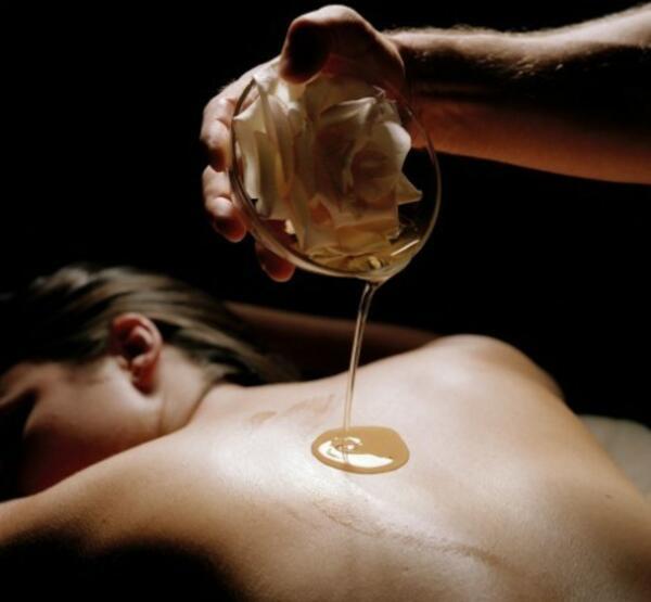 Успокояващ масаж в домашни условия