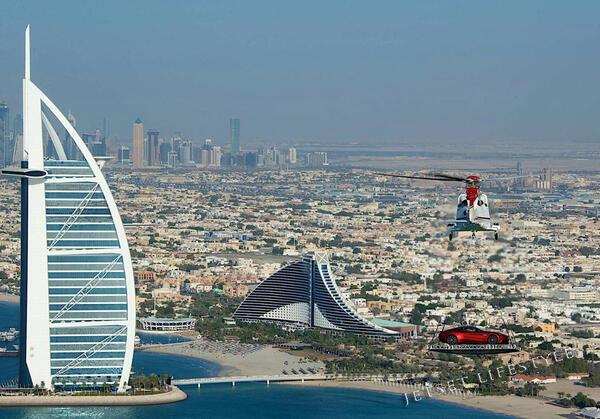 Пътят до Малдивите минава през Дубай