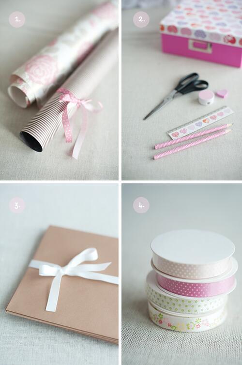Гостува ни 79 Ideas: Как да си направите опаковка за подарък