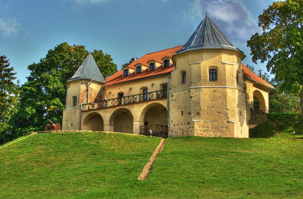Легенди за литовските замъци