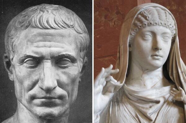 Великите прелюбодейци в историята