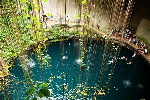 7-те изумителни чудеса на Мексико