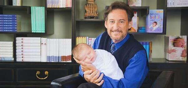 Безценни съвети от най-известния успокоител на бебета