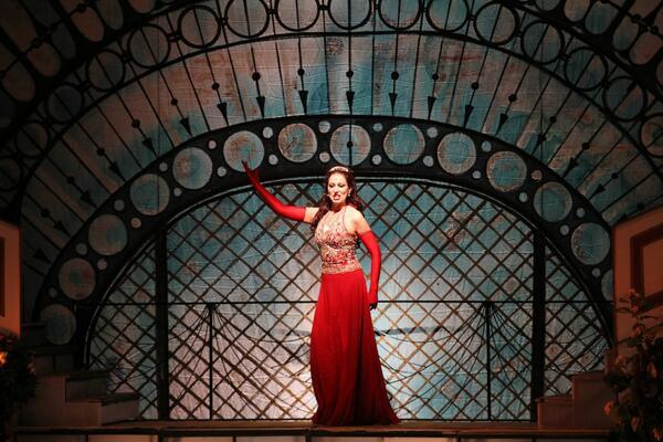 Арии и оперетни фрагменти в Музикалния театър