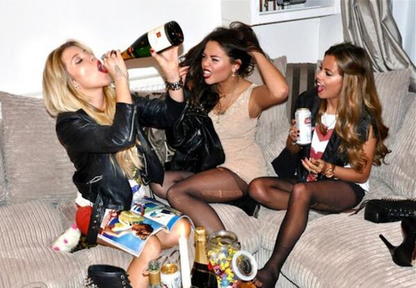 Анонимните алкохолици под 18