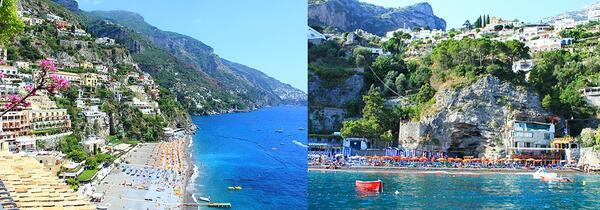 Позитано - крайбрежната перла на Италия